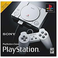 Sony Playstation Classic Console - $39.99 - Walmart.com