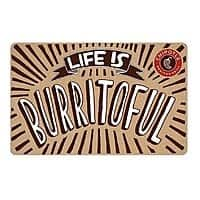 $25 Chipotle Gift Card (Email Delivery) for $20 via Newegg (Limited Stock)