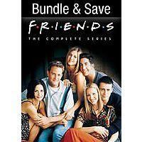 Friends: The Complete Series (Season 1-10) (Digital HDX TV Show) $44.99 or $4.99 Each/Season via VUDU