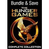 The Hunger Games: Complete 4-Film Collection (4K UHD Digital Films) $17.99 via VUDU