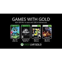 Xbox Games w/ Gold (Xbox Live Gold Members): December 2019 Games: Insane Robots, Jurassic World Evolution, Toy Story 3, & Castlevania: Lords of Shadow Mirror of Fate HD Image