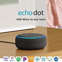 Amazon Echo Dot (3rd Gen) - Smart speaker with Alexa $22.99