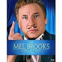 Blu-Ray Movies: The Mel Brooks Collection or Doctor Who: The Complete David Tennant $19.99, Rambo: The Complete Collector's Set $9.99, Night at the Meseum Col. $5.99 & More + FS
