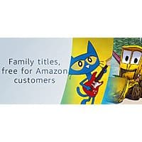 Amazon Family/Kids Titles: Select TV Show/Movies to Stream FREE TO ALL AMAZON MEMBERS (Arthur, Caillou, Cyberchase, Costume Quest, If You Give A Mouse a Cookie & More) Image