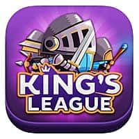 King's League: Odyssey, Tiny Guardians or Cat Quest (iOS App Game) FREE via Apple App Store Image