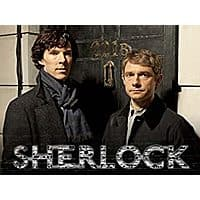 Sherlock: Season 1 or 2 (Digital HD TV Show) $4.99 via Amazon