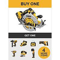 Lowes Top Tool Brands: Purchase Select Tool Kits: DeWALT, Kobalt, Bosch, Metabo B1G1 Free Bare Tool & More + Free Curbside Pickup