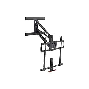 Monoprice Wall Mounts (various styles): Extra 20% Off: Above Fireplace Pull Down Full Motion Articulating Mount $123.99, Various Tilt TV Wall Bracket $19.99 & More + Free Shipping