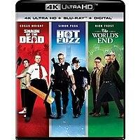 Cornetto Trilogy (Shaun of the Dead/Hot Fuzz/The World's End) 4K + blu-ray + digital $24.99 Amazon