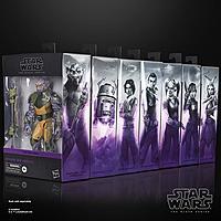 Star Wars: The Black Series Rebels Bundle of 7 figures - $134.99 - GameStop