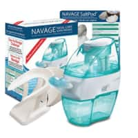 Navage Nasal Irrigation Starter Bundle - 50% Off - $49.97 - Amazon