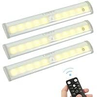 LUNSY Remote Control Under Cabinet Lighting[30% off]. $6.99 online deal