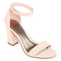 Worthington Beckwith Womens Heeled Sandals $29.99 at jcpenney