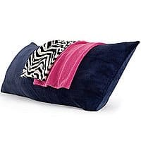 JCPenney Home™ Plush Fleece Body Pillow Cover $7.99 at jcpenney
