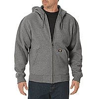 Dickies® Midweight Fleece Full-Zip Hoodie $39.99 at jcpenney
