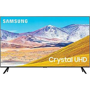 "Samsung - 85"" Class 8 Series (85TU8000) LED 4K UHD Smart Tizen TV $1598 - Amazon"