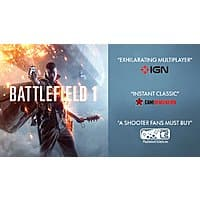 Battlefield 1 Early Enlister Deluxe Edition by Electronic Arts $29.99 at gamestop