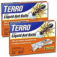 TERRO T300B 2-Pack Liquid Ant Baits $8.34 at amazon