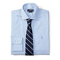 Ralph Lauren Men's Slim-Fit Stretch Oxford Shirt for $  49.99