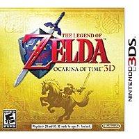 The Legend of Zelda Ocarina of Time 3DS Nintendo $  14.99 Tri-force $  19