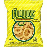Funyuns Onion Flavored Rings, .75 Ounce (Pack of 40) $9.66 or cheaper @Amazon AC and S&S