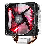 Cooler Master Hyper 212 LED w/ 4 Heatpipes, 120mm PWM Fan, Red LEDs, Intel LGA1151, AMD AM4/Ryzen $25.26 @ Amazon