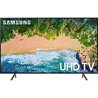 "Samsung - 75"" Class - LED - NU7100 Series - 2160p - Smart - 4K UHD TV with HDR - $999.99"