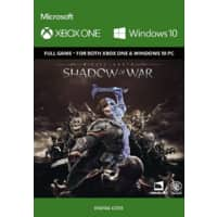 Middle-Earth: Shadow of War Xbox One / PC $21.09