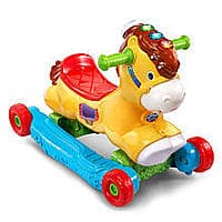 $  19.99  VTech Gallop & Rock Learning Pony Interactive Ride-On Toy