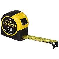 Stanley FatMax 33-725  25' Tape Measure Buy One, Get One FREE - $19.97