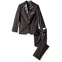 Calvin Klein Big Boys' Tuxedo Suit for $  22.28