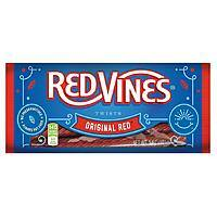 Red Vines Licorice, Original Red Flavor, 5oz Trays (12 Pack), Soft & Chewy Candy $7.79