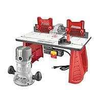 Craftsman Router and Router Table Combo $90