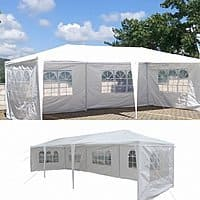 10'x30' Party Wedding Outdoor Patio Tent Canopy /w Free shipping w/o Prime $98.99