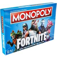 Monopoly Fortnite Board Game $12.70 + Free Shipping
