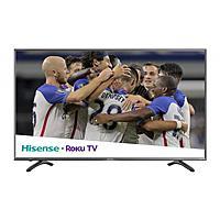 "55"" Hisense 55R7E R7 Series 4K UHD HDR Roku Smart LED HDTV $299.99 + Free Shipping @ Best Buy"