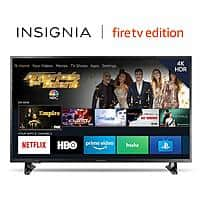 """43"""" Insignia NS-43DF710NA19 4K UHD HDR Fire TV Smart LED HDTV $179.99 + Free Shipping @ Best Buy"""