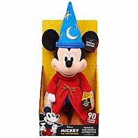 "Mickey Mouse 90th Anniversary The Sorcerer's Apprentice 14"" Musical Plush $5.71 FS w/ Prime"