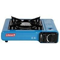 Coleman Portable Butane Stove with Carrying Case $12.99 Free Shipping