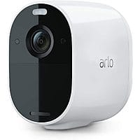 Arlo Essential Spotlight 1080p Wire-Free Motion Activated Outdoor Security Camera $79 + Free Shipping