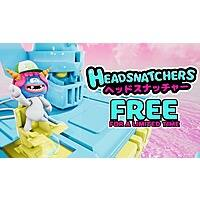 Humble Bundle - Headsnatchers free game Image
