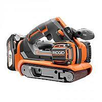 RIDGID GEN5X 18 Volt Brushless 3 In. X 18 In. Belt Sander $64.99 (FACTORY BLEMISHED)