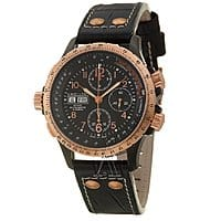 Hamilton Khaki Aviation X-Wind Automatic Chronograph Watch $699 + free shipping