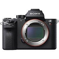 Sony A7R II Full Frame Camera $2,183 (Or Less) After Trade In & Rewards + More Sony FF Cameras