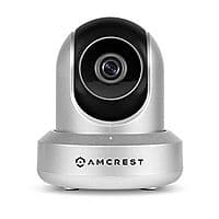 Amcrest IPM-721S 720p WiFi IP Security Surveillance Camera $  48 + free shipping