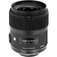 Sigma 35mm f/1.4 DG HSM Art Lens for Canon + Sigma USB Dock $799 + free s/h