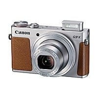 Canon PowerShot Camera: G7 X Mark II (Refurb) $430 or G9 X $265 + Free Shipping