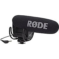 Rode Microphones VideoMic Pro R Cardioid Condenser Microphone with Rycote Lyre Shock Mount $160 + free s/h