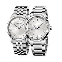 Calvin Klein Men's Infinite or Bold Watch on Bracelet $50 + free s/h