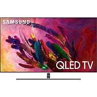 "75"" Samsung QN75Q7FN Smart QLED 4K TV $1799 + free s/h"
